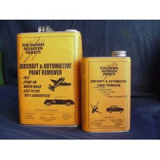 AIRCRAFT & AUTO  PAINT REMOVER 1 QUART