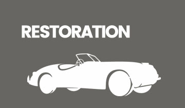 car restoration products