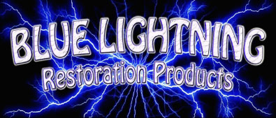 Blue Lightning Restoration Products